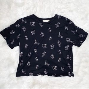 NWOT French Pastry T-shirt size Small